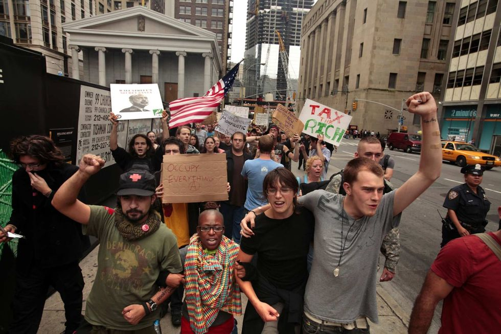 10 years ago, a ragtag army called Occupy Wall Street changed America, for good