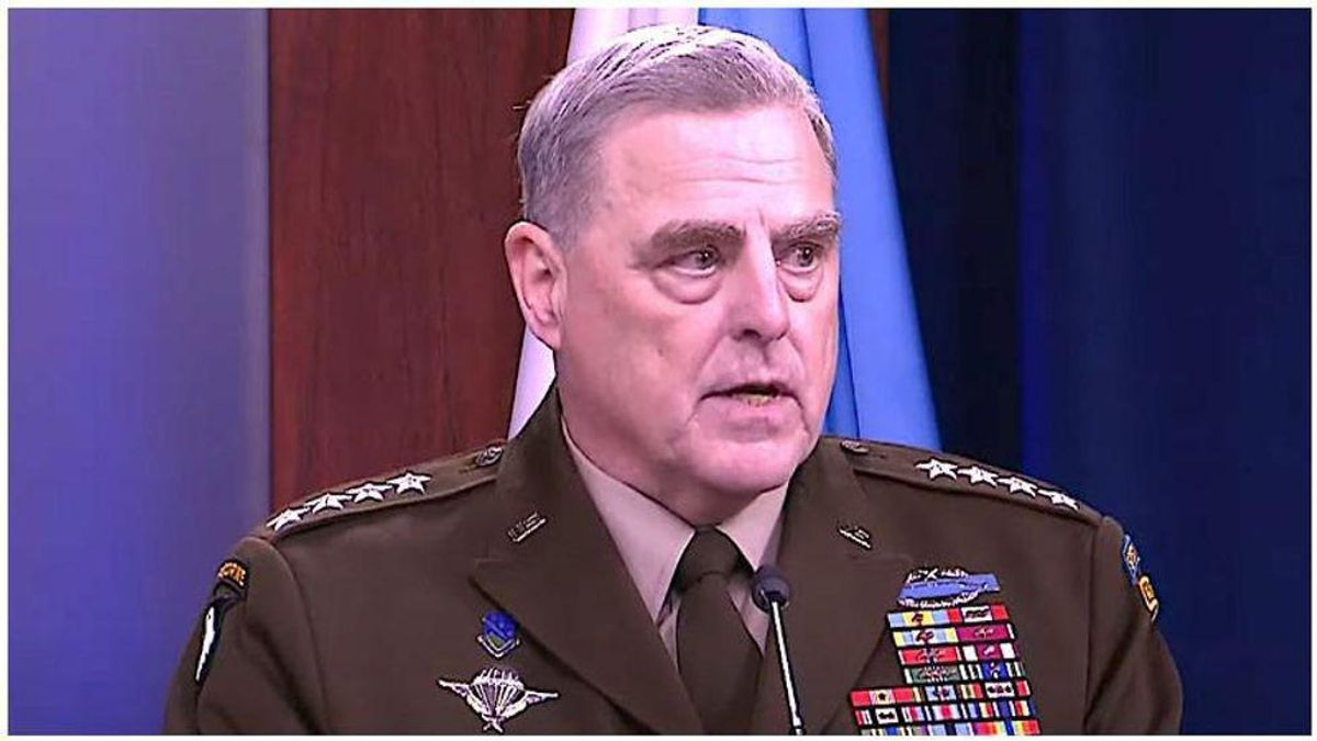 GOP senators expected to grill Gen. Mark Milley over behind-the-scenes efforts to minimize risk from Trump
