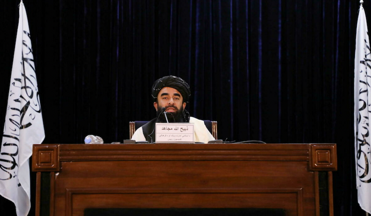 Taliban names top officials as 'acting' leaders of new government in Afghanistan