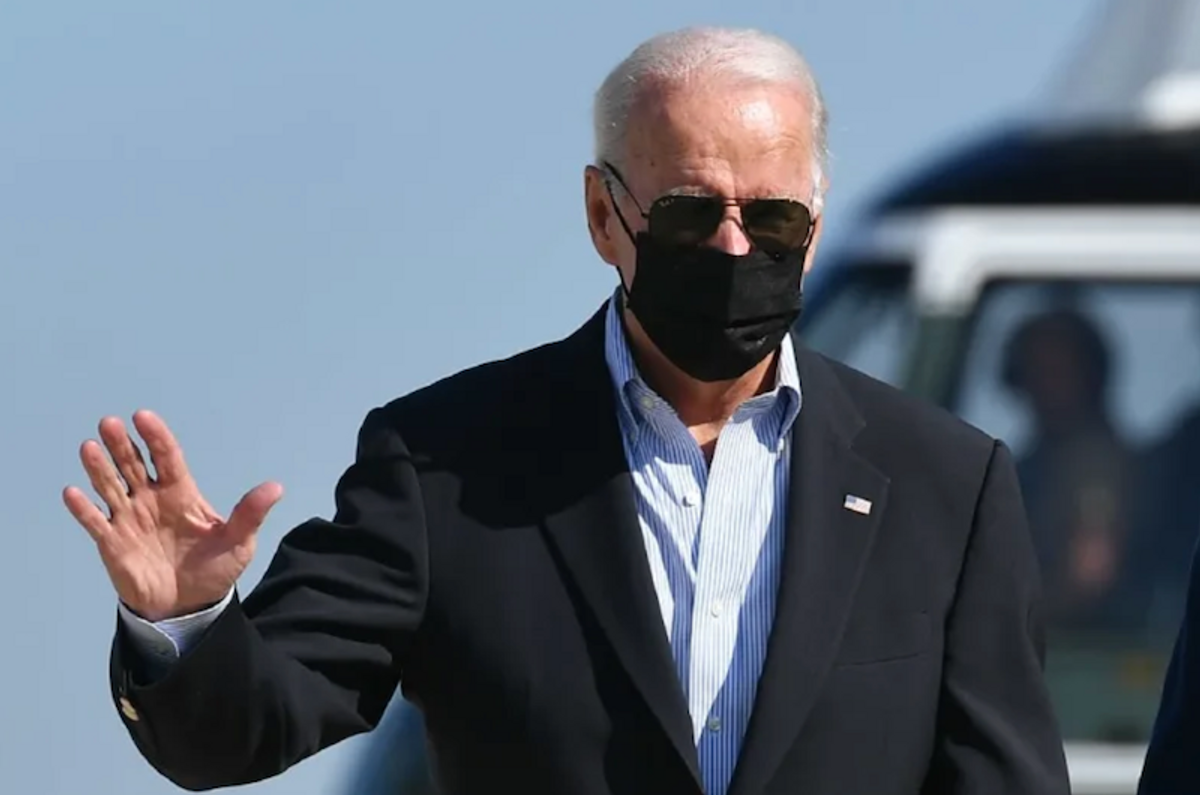 Biden warns of climate change in storm-damaged New York area