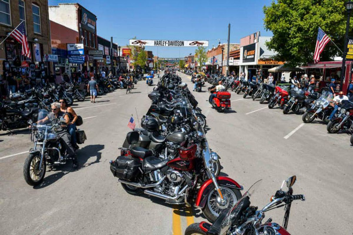 Sturgis motorcycle event produced 600 percent surge in COVID-19 cases — and revealed the power of the delta variant