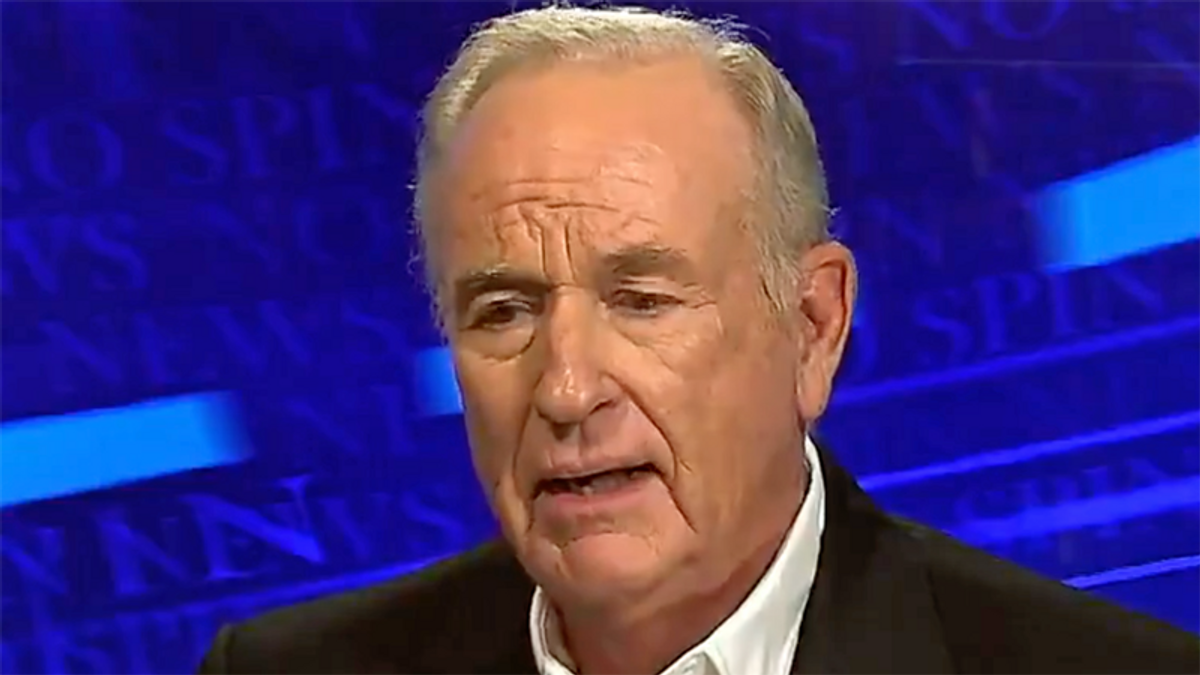 Bill O'Reilly predicts he will 'wind up in prison'