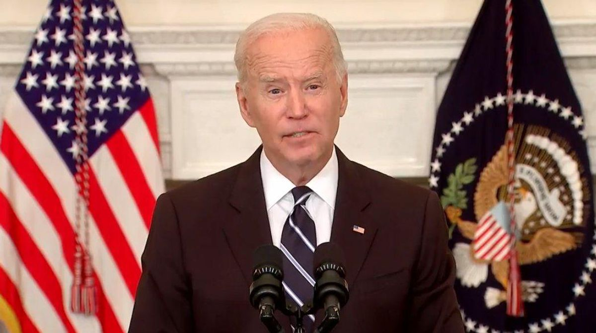 Biden smacks down claim that vaccine mandates are tyranny: 'Even Fox News' has them