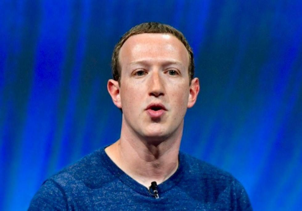 Mark Zuckerberg agreed not to fact check political posts as part of deal with Trump: New book