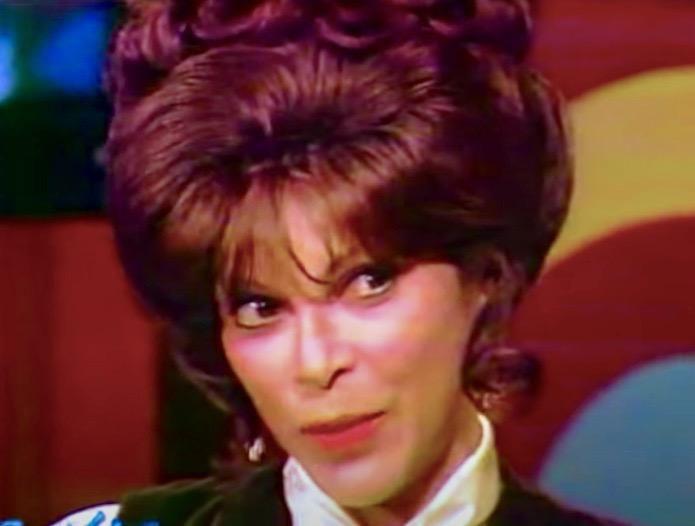 'The Stripper & the Congressman': Fanne Foxe dead at 84