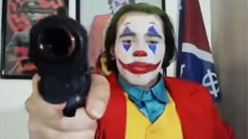 White supremacist TikTok star sobs as judge hands down his sentence for firearms offenses