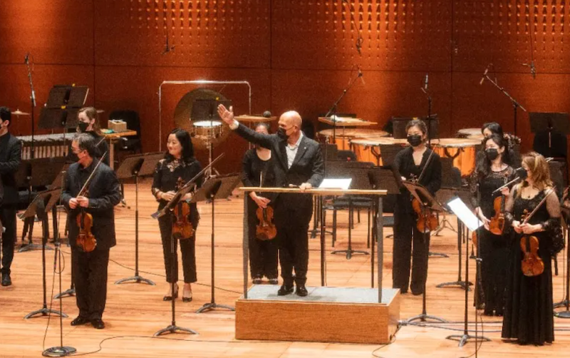 New York Philharmonic marks 'homecoming' after pandemic cancellations