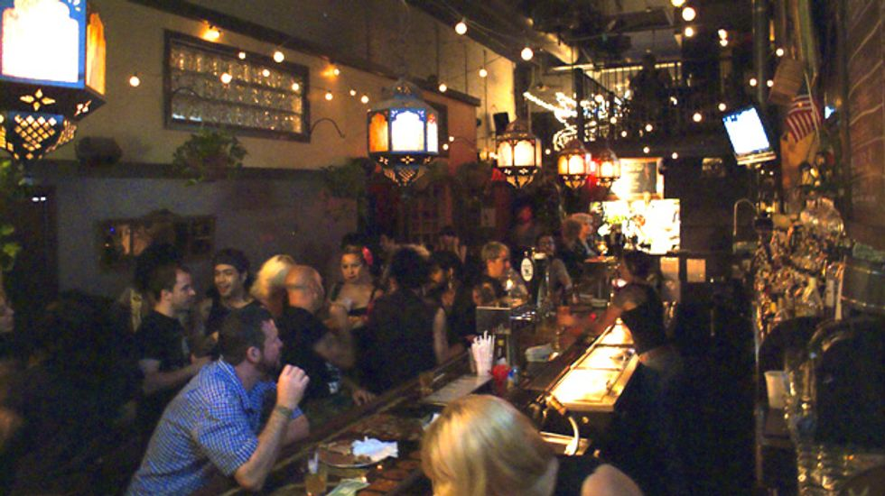 NYC property owner: Restaurant and bar is okay, gay restaurant and bar is not