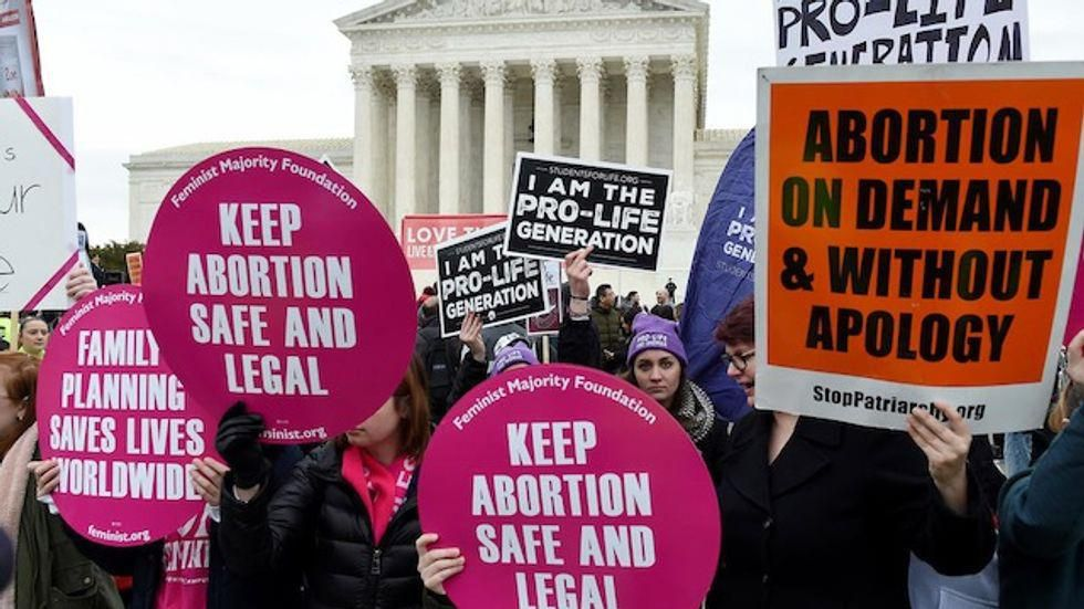 Supreme Court allows Texas abortion law to go into effect — women can now be sued for getting the procedure