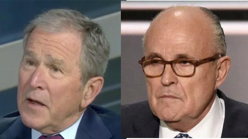 How Bush and Giuliani failed on 9/11