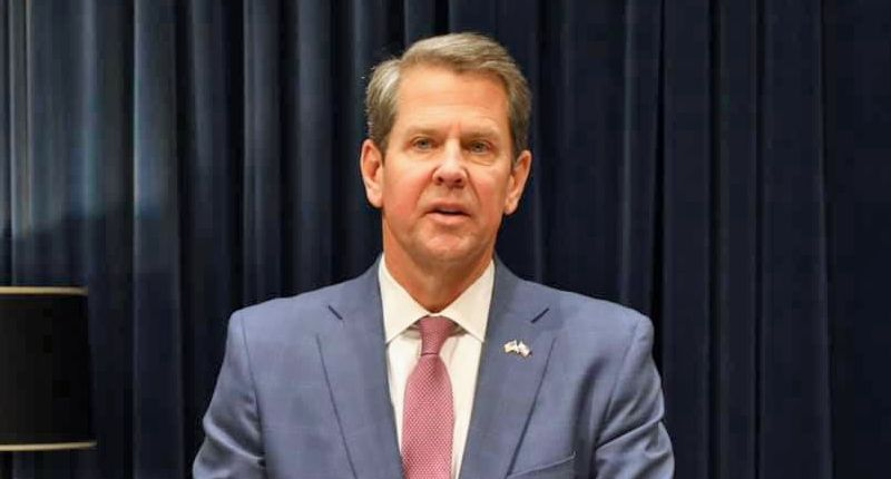 Georgia's Kemp still feeling the wrath of Trump fans as multiple GOP county committees censure him