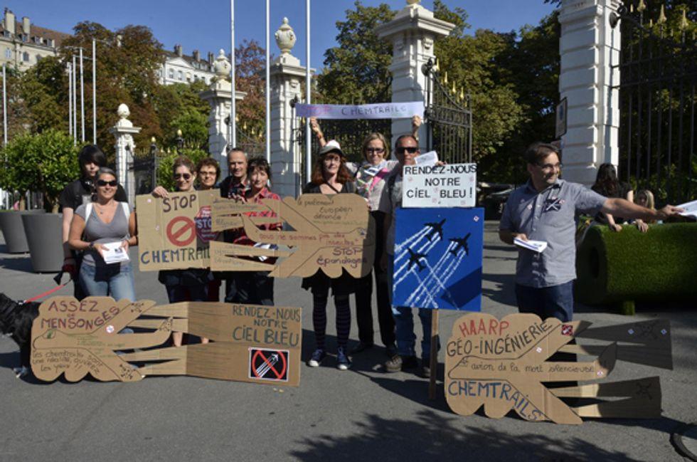 Global march - Geneva (Facebook)