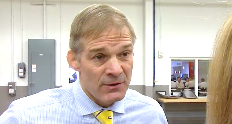 Jim Jordan ignores pandemic in rant against Biden's stimulus bill: 'Time to get back to normal'