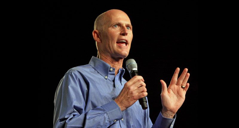 Rick Scott begs Trump to stop trying to influence Republican Senate primaries
