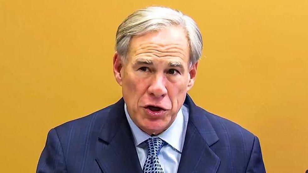 Texas governor bans all Covid-19 vaccine mandates, accuses Biden of bullying