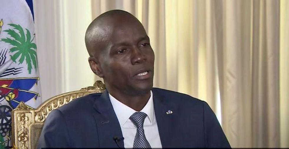 US helping investigate Haitian president's killing