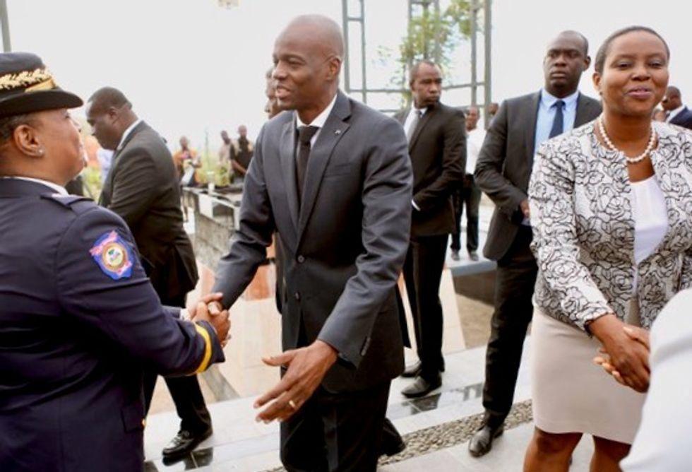 Florida-based doctor arrested on suspicion of plotting assassination of Haiti's president