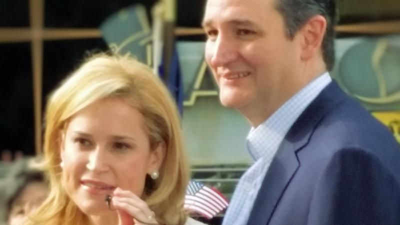 'American hero' leaks Heidi Cruz text messages on Cancun trip to the NYT