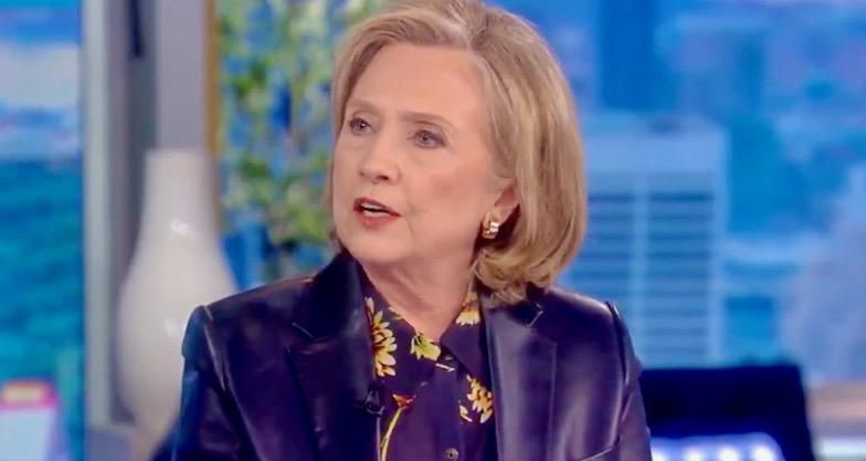 Hillary Clinton warns US is in 'full constitutional crisis' and 'very dangerous continuing high level attack' by Trump