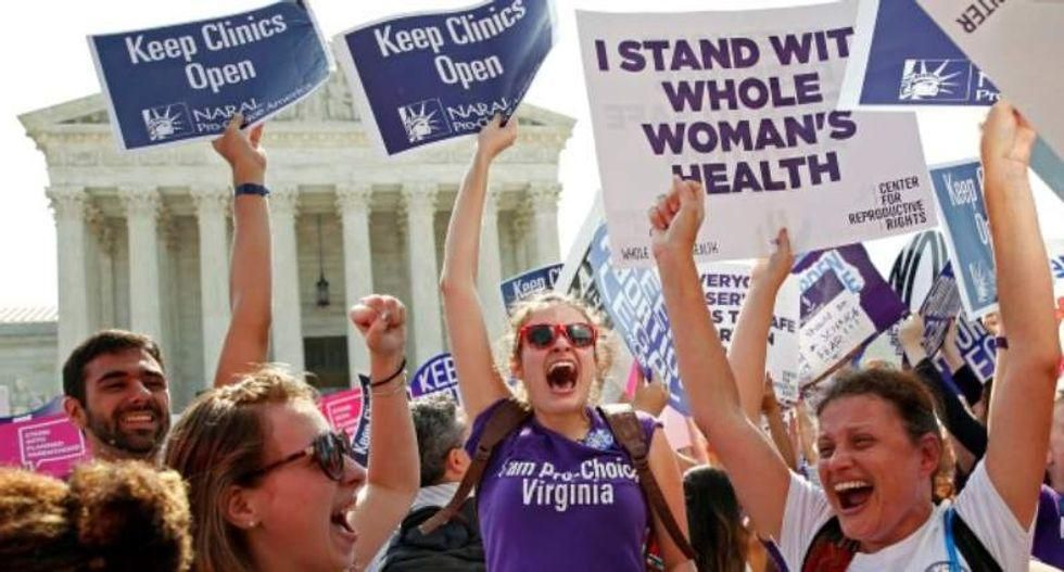 Anti-choicer gives surprising warning about 'devastating' impact Roe v Wade decision will have on conservatives