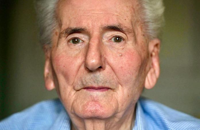 France's last surviving WWII Resistance hero Hubert Germain dies aged 101: minister
