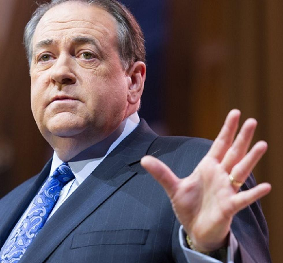 Arkansas ed department used COVID funds to buy books from a company founded by Mike Huckabee