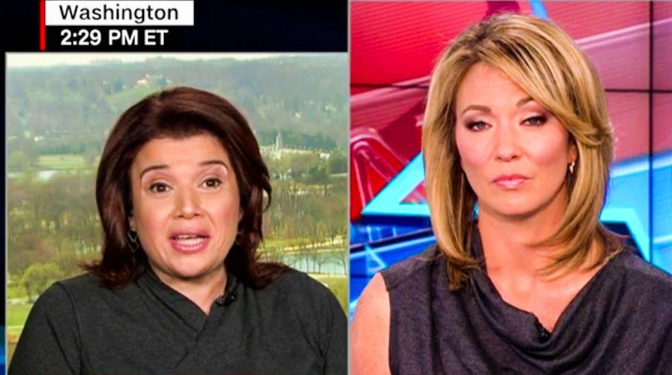 WATCH: Ana Navarro goes nuclear on 'pathetic little racist' Steve King