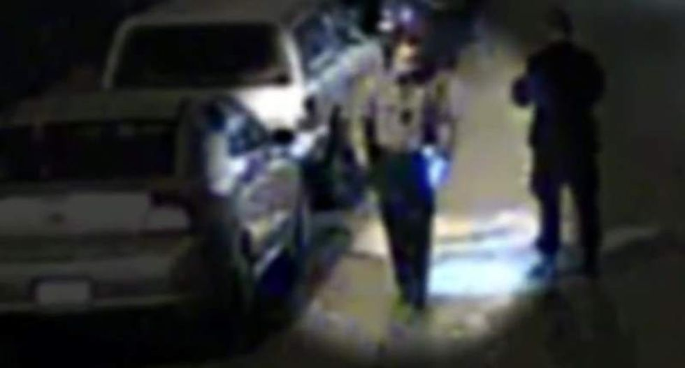 New footage proves San Francisco cop tried to bribe homeless couple after suspect's beating
