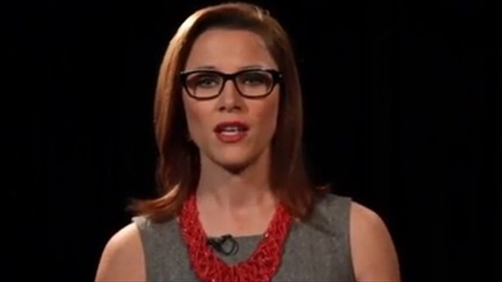 S.E. Cupp thinks young people like selfies because they don't trust the government