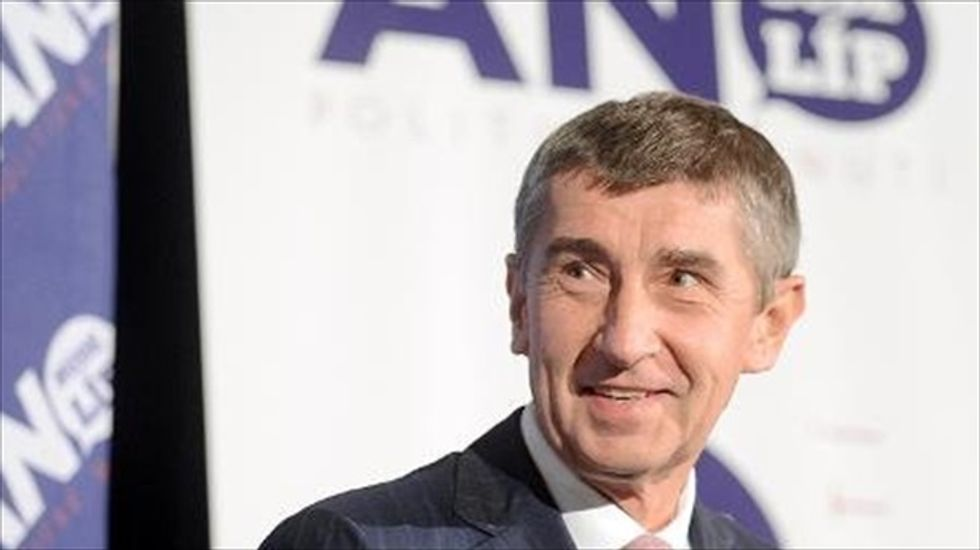 Graft-weary Czech voters pin parliament hopes on 'incorruptible' tycoon