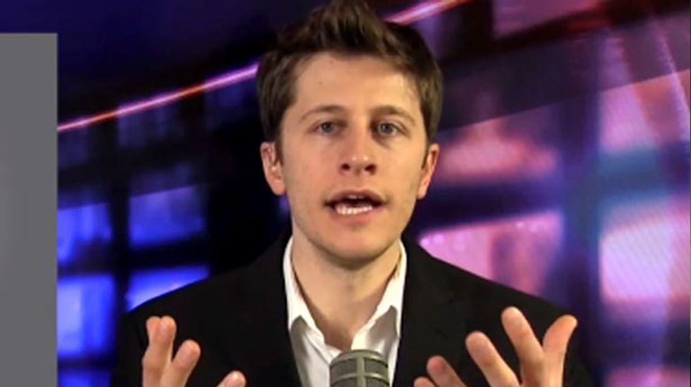 Oops! CNN's Headline News erroneously identifies Jewish host as 'former neo-Nazi'