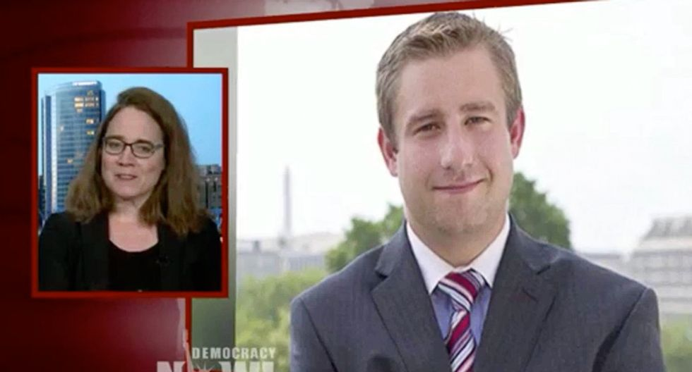 National security journalist calls GOP donor 'ratf*cker' on live TV for role in Seth Rich and Benghazi hoaxes