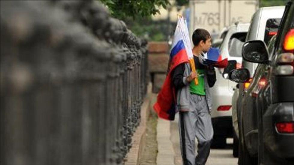 U.S. automakers looking to crack Russian market despite tension over Ukraine