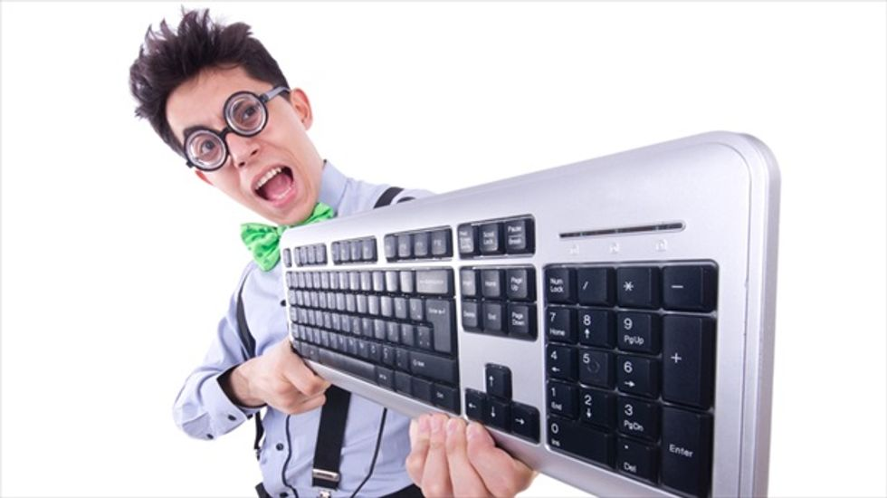 Geek deemed word of the year by the Collins online dictionary