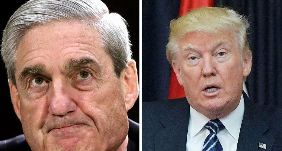Mueller demands phone records from meeting where Trump 'personally dictated' Don Jr's misleading statement