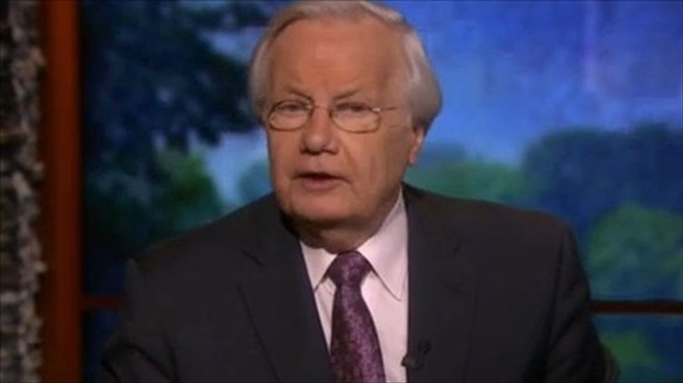 Bill Moyers announces retirement from PBS's 'Moyers & Company'