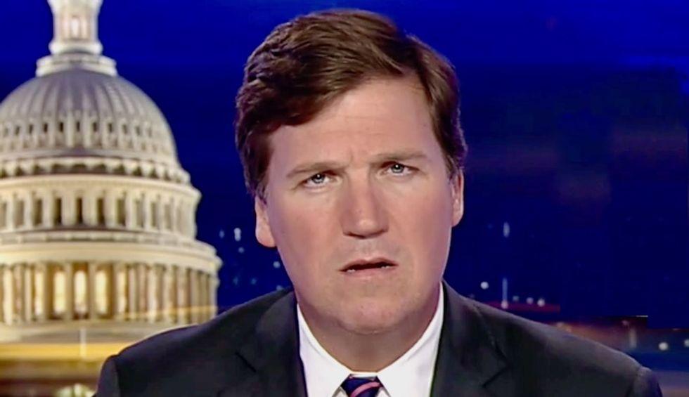 Fox News Tucker Carlson says NY Times wants South African farmers murdered