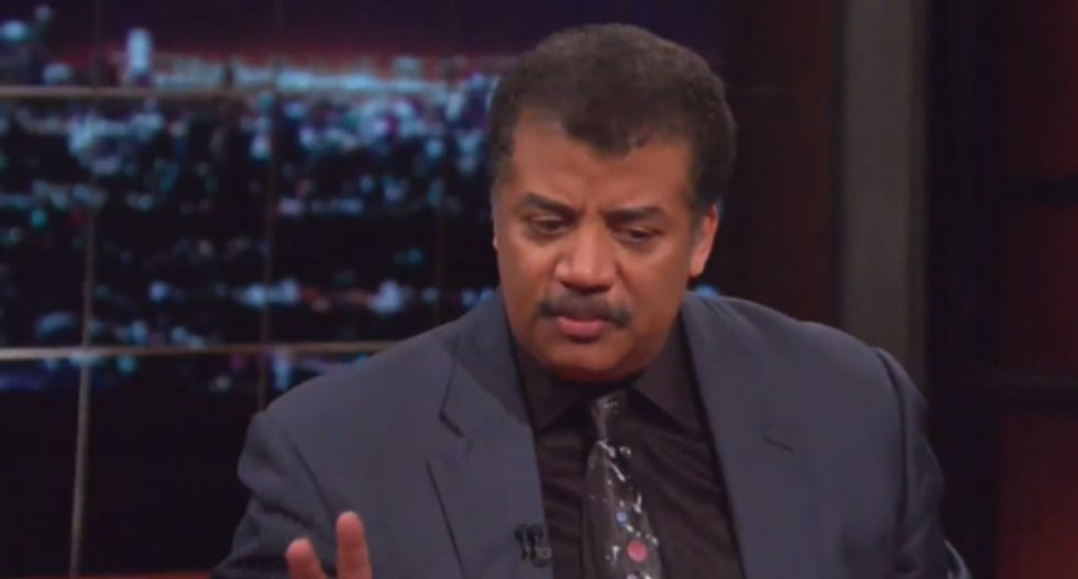 WATCH: Neil deGrasse Tyson destroys Trump voters who are impervious to 'what is true in this world'