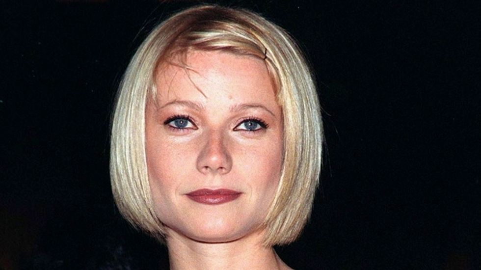 Is Gwyneth Paltrow a human after all?