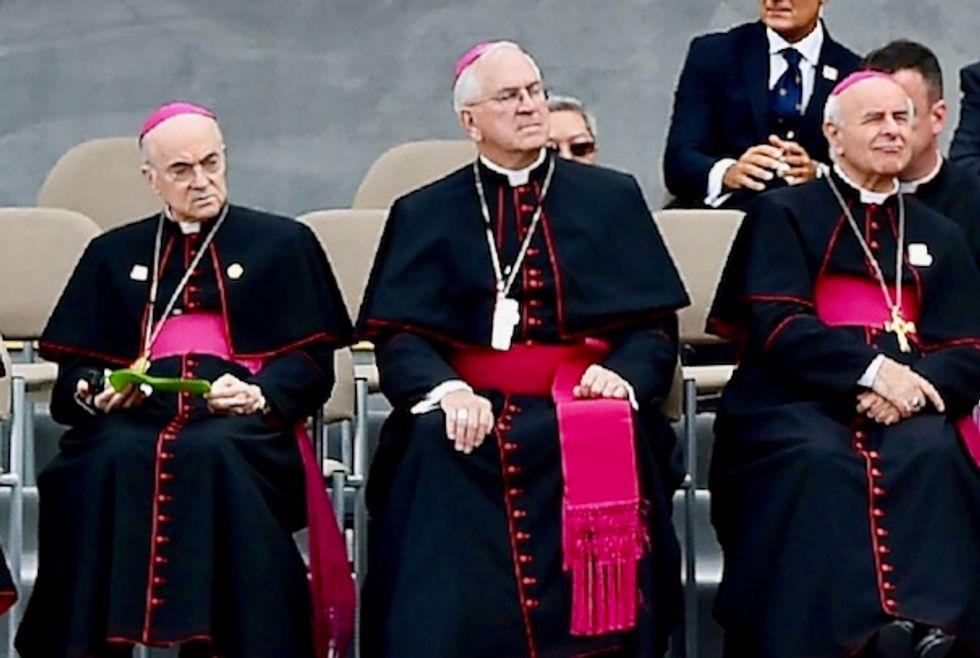 Clergy sex abuse survivor delivers a devastating rebuke of the Vatican for ignoring predatory priests