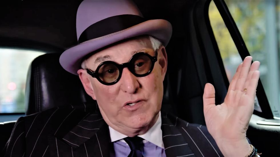 Roger Stone's entire defense strategy seems to be hoping Trump will pardon him: national security lawyer