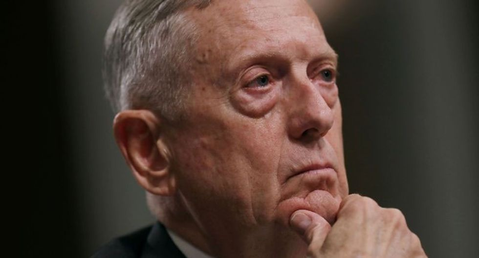Mattis says Russia cannot replace US in Mideast