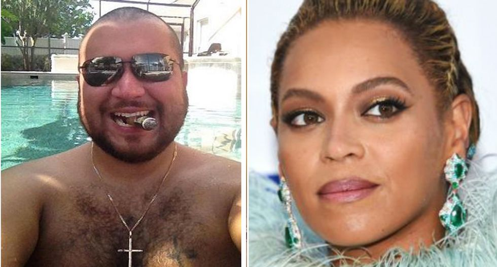 George Zimmerman accused of threatening  Beyoncé over Trayvon Martin documentary: report