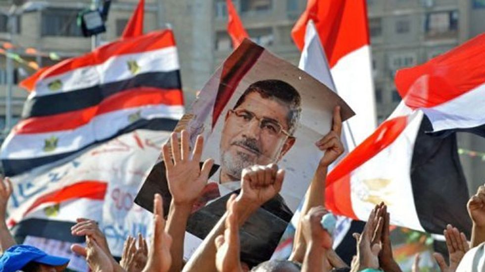 Egyptian court rejects new judges for Morsi trials