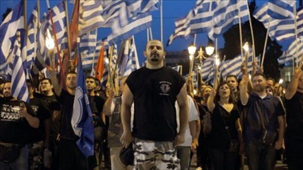 Greece arrests neo-Nazi 'Golden Dawn' party leader in crackdown