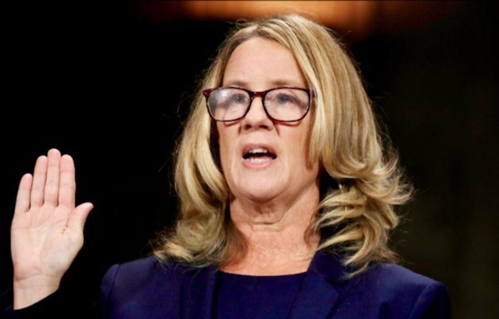 Calls to US sex assault hotline surge after Senate hearing