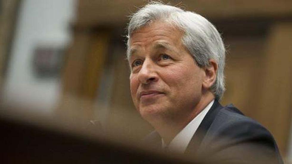 Despite $13 billion fine, JPMorgan Chase chief says he's 'so damn proud of this company'