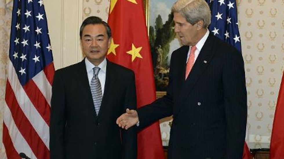 China and U.S. call on Iran to accept nuclear offer