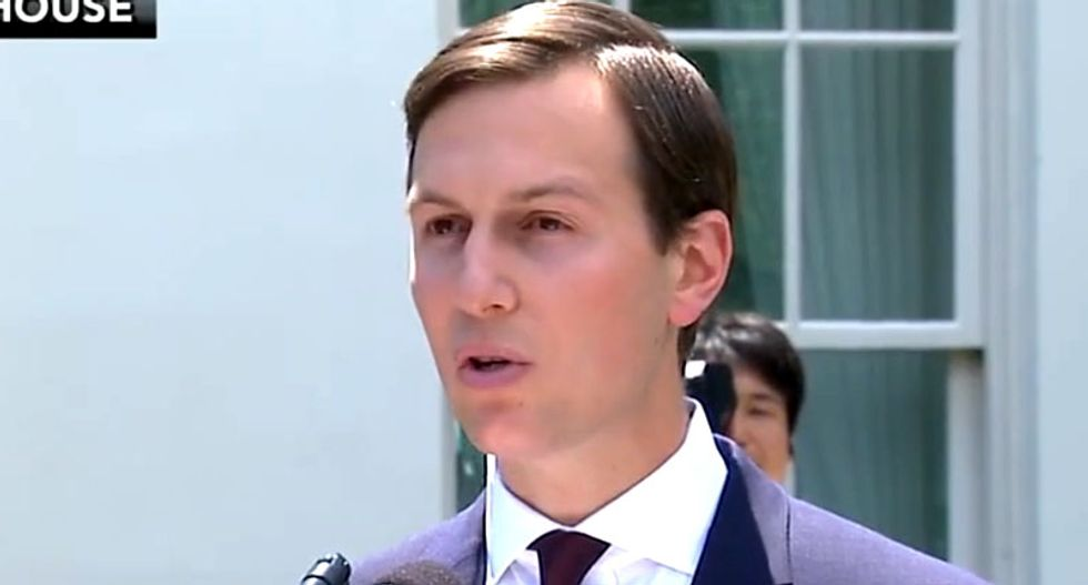 Democratic lawmakers question Kushner on New York property: letter