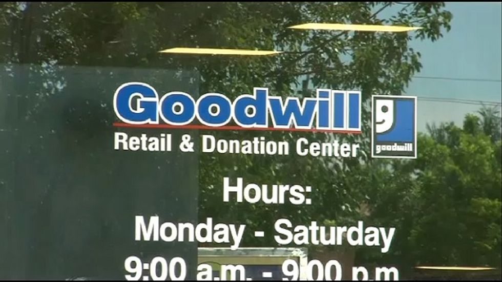 Goodwill backs away from theft charges against employee helping poor customers